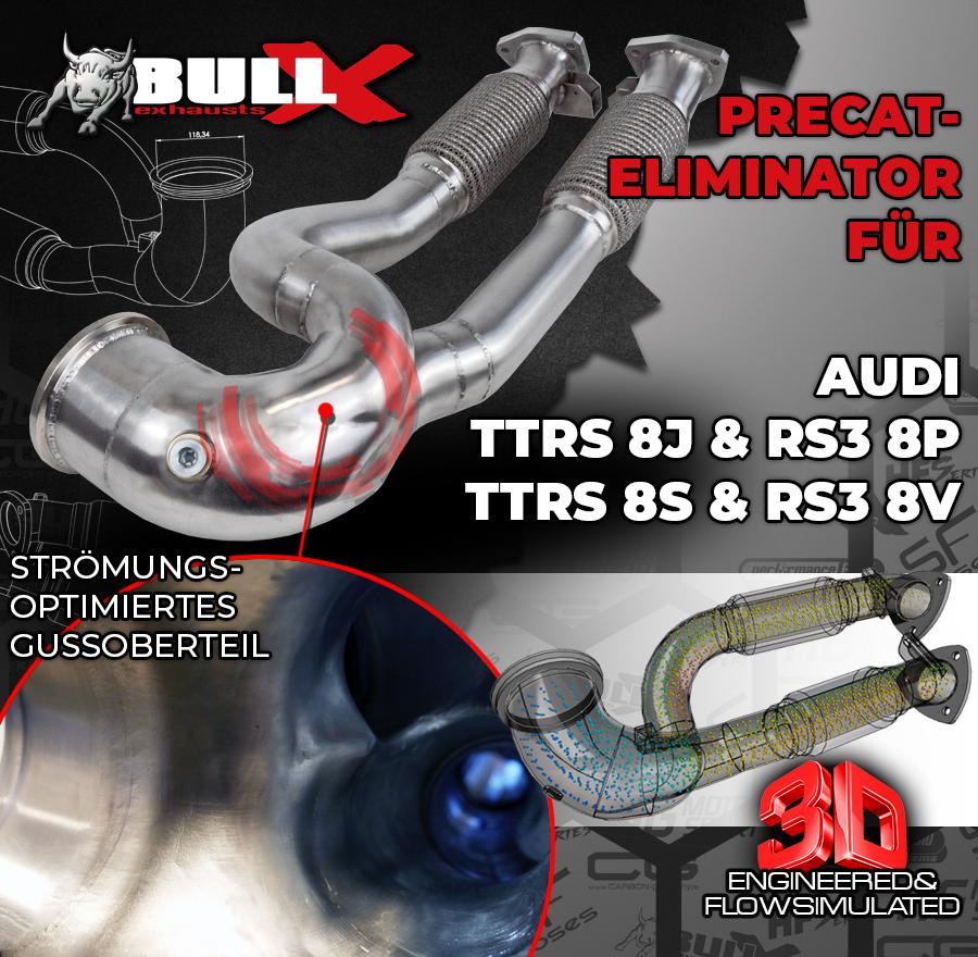 HG-Motorsport Precat-Eliminator