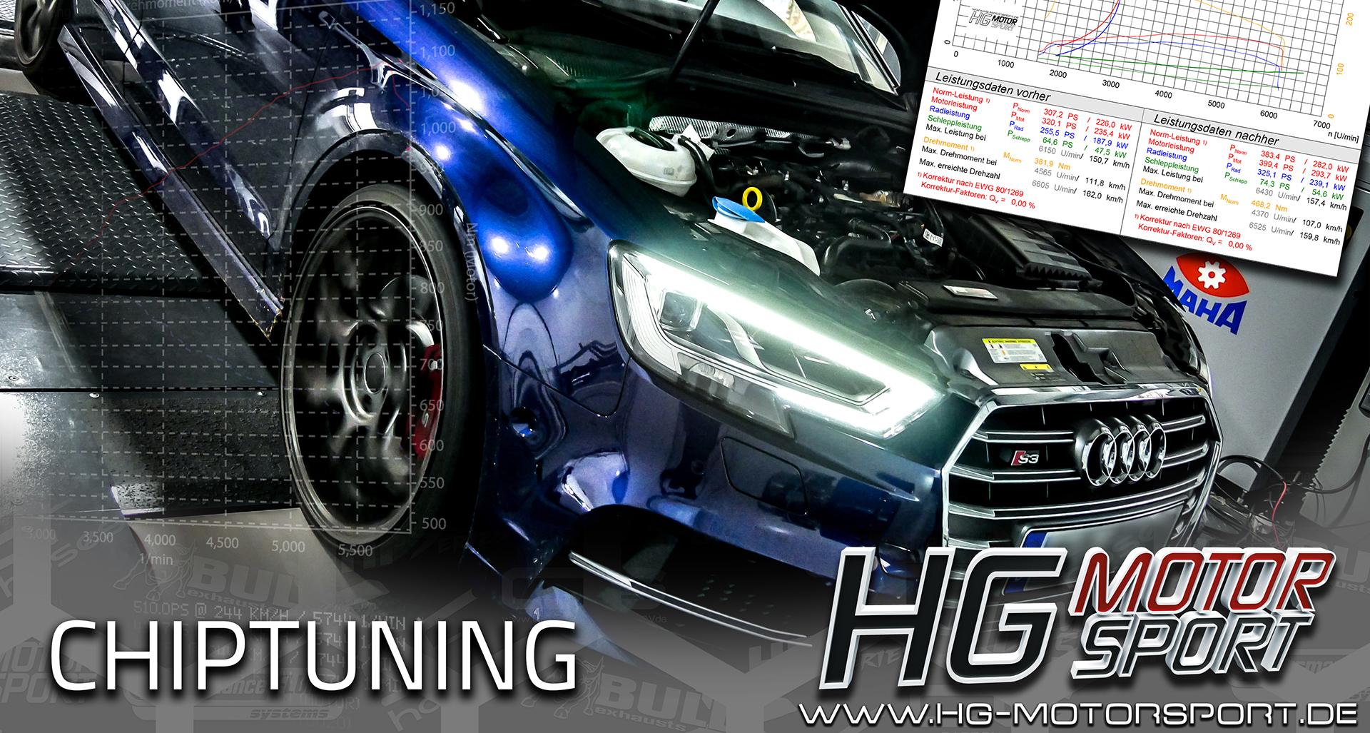 HG-Motorsport Chiptuning